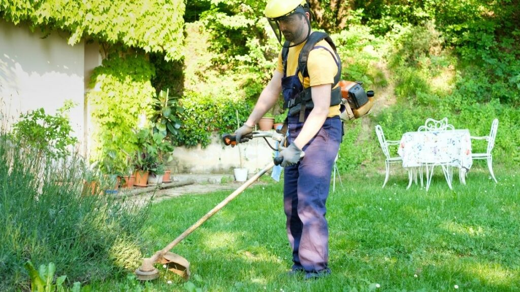 Lawn Care Safety Tips Personal Protective Equipment